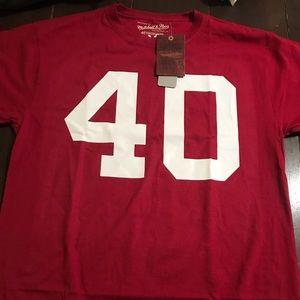 Mitchell & Ness Pat Tillman Shirt M, XL NEW